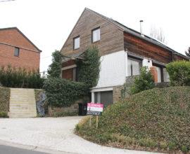 !!! NOUVEAU PRIX !!! Magnifique villa 4 ch. avec très grand jardin