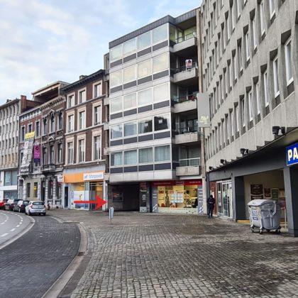 Appartement idéalement situé en plein centre de Liège
